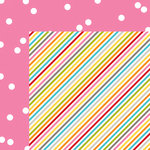 Bella Blvd - Scattered Sprinkles Collection - 12 x 12 Double Sided Paper - Peep Sprinkles