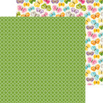 Bella Blvd - Tiny Tots Collection - 12 x 12 Double Sided Paper - Watch me Grow