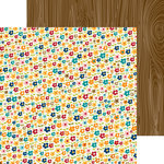 Bella Blvd - Hello Autumn Collection - 12 x 12 Double Sided Paper - Gatherings
