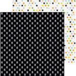 Bella Blvd - Halloween Magic Collection - 12 x 12 Double Sided Paper - Funny Bones