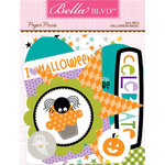 Bella Blvd - Halloween Magic Collection - Paper Pieces - Die Cut Cardstock Pieces