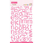 Bella Blvd - Amorie Alpha Collection - Ciao Chip - Self Adhesive Chipboard - Peep