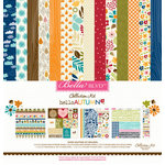 Bella Blvd - Hello Autumn Collection - 12 x 12 Collection Kit