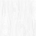 Bella Blvd - Simply Spring Collection - Clear Cuts - 12 x 12 Transparency - White Woodgrain