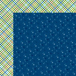 Bella Blvd - Campout Collection - 12 x 12 Double Sided Paper - Under the Stars