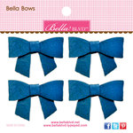 Bella Blvd - Color Chaos Collection - Bella Bows - Blueberry