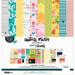 Bella Blvd - Illustrated Faith - Whatever is Lovely Collection - 12 x 12 Collection Kit