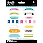 Bella Blvd - Illustrated Faith - 5 x 7 Stickers - Banners