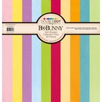 Bo Bunny - Double Dot Designs Collection - 12 x 12 Paper Pack - Soft Shades