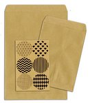 Bo Bunny - Kraft Collection - Gift Bags - Plain