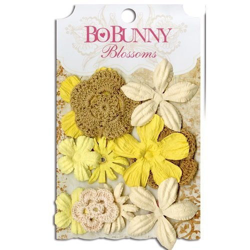 Bo Bunny - Blossoms - Bouquet - Buttercup