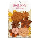 Bo Bunny - Blossoms - Bouquet - Harvest Orange