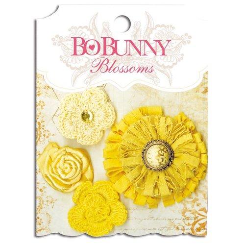 Bo Bunny - Blossoms - Dahlia - Buttercup