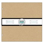 Bo Bunny - Misc Me Collection - 12 x 12 Chipboard Inserts