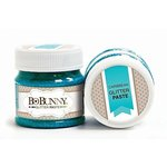 Bo Bunny - Double Dot Collection - Glitter Paste - Caribbean