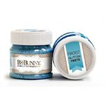 Bo Bunny - Double Dot Collection - Glitter Paste - Frost
