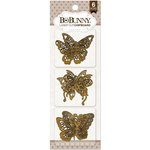 Bo Bunny - Laser Cut Chipboard - Butterfly