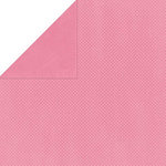 Bo Bunny Press - Double Dot Paper - 12 x 12 Double Sided Paper - Blush Dot