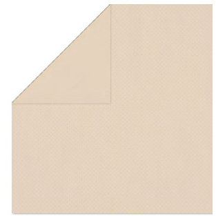 Bo Bunny Press - Double Dot Paper - 12 x 12 Double Sided Paper - Chiffon Dot, CLEARANCE