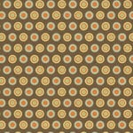 Bo Bunny Press - Fall Festival Collection - 12x12 Paper - Fall Festival Circles, CLEARANCE