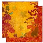 Bo Bunny - Forever Fall Collection - 12 x 12 Double Sided Paper - Nature