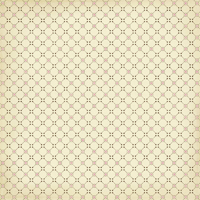 Bo Bunny - Jazmyne Collection - 12 x 12 Glittered Paper - Jazmyne Symmetry