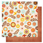 Bo Bunny Press - Kitchen Spice Collection - 12 x 12 Double Sided Paper - Kitchen Spice