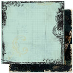 Bo Bunny - Mama-razzi Collection - 12 x 12 Double Sided Paper - Mama-razzi Aperture