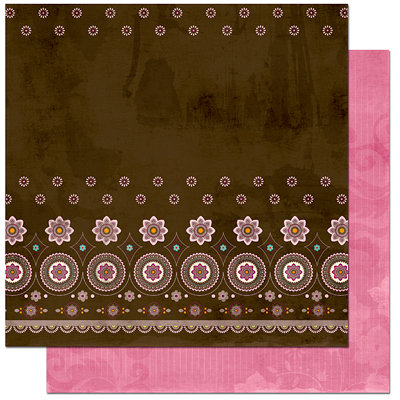 Bo Bunny Press - Sophie Collection - 12 x 12 Double Sided Paper - Sophie Rae, CLEARANCE