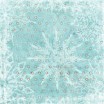 Bo Bunny Press - Winter Whisper Collection - 12 x 12 Paper - Winter Whisper Dot