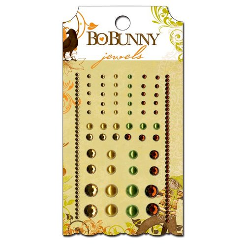 Bo Bunny - Apple Cider Collection - Bling - Jewels