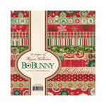 Bo Bunny - Rejoice Collection - Christmas - 6 x 6 Paper Pad