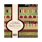 Bo Bunny - Serenade Collection - 6 x 6 Paper Pad