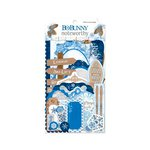 Bo Bunny - Powder Mountain Collection - Noteworthy Journaling Cards