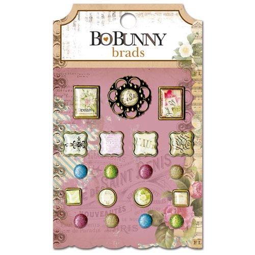 Bo Bunny - C'est la Vie Collection - Brads