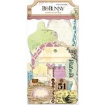 Bo Bunny - C'est la Vie Collection - Noteworthy Journaling Cards
