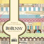 Bo Bunny - C'est la Vie Collection - 6 x 6 Paper Pad