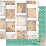 Bo Bunny - Mama-razzi 2 Collection - 12 x 12 Double Sided Paper - Focus