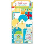 Bo Bunny - Surprise Collection - Noteworthy Journaling Cards