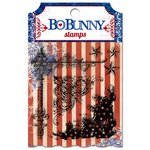 Bo Bunny - Anthem Collection - Clear Acrylic Stamps