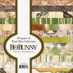 Bo Bunny - Trail Mix Collection - 6 x 6 Paper Pad