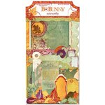 Bo Bunny - Autumn Song Collection - Noteworthy Journaling Cards