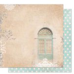 Bo Bunny - The Avenues Collection - 12 x 12 Double Sided Paper - Home