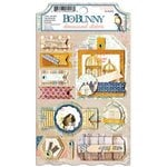 Bo Bunny - The Avenues Collection - 3 Dimensional Stickers