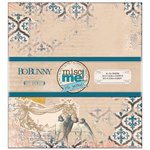 Bo Bunny - The Avenues Collection - Misc Me - Binder