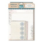 Bo Bunny - The Avenues Collection - Misc Me - Notepaper Inserts