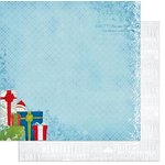 Bo Bunny - Elf Magic Collection - Christmas - 12 x 12 Double Sided Paper - Mischief