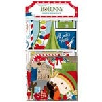 Bo Bunny - Elf Magic Collection - Christmas - Noteworthy Journaling Cards