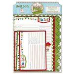 Bo Bunny - Elf Magic Collection - Misc Me - Recipe Inserts