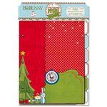 Bo Bunny - Elf Magic Collection - Misc Me - Journal Divider Inserts